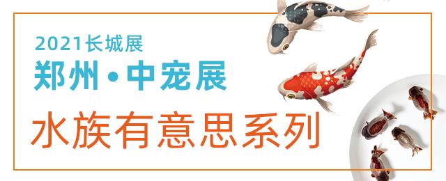 水族有意思   郑州「中宠展」:2021年水族第一展-图2